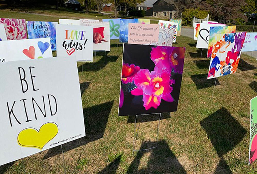 Kindness-Love Banners