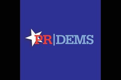 PR Democratic Committee Logo