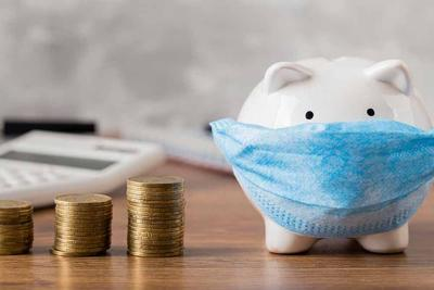 Piggy Bank - Face Mask - Freepik