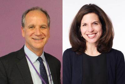 KLSD Marjorie Schiff and Andrew Selenick