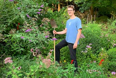 Pollinator Garden Tour 1