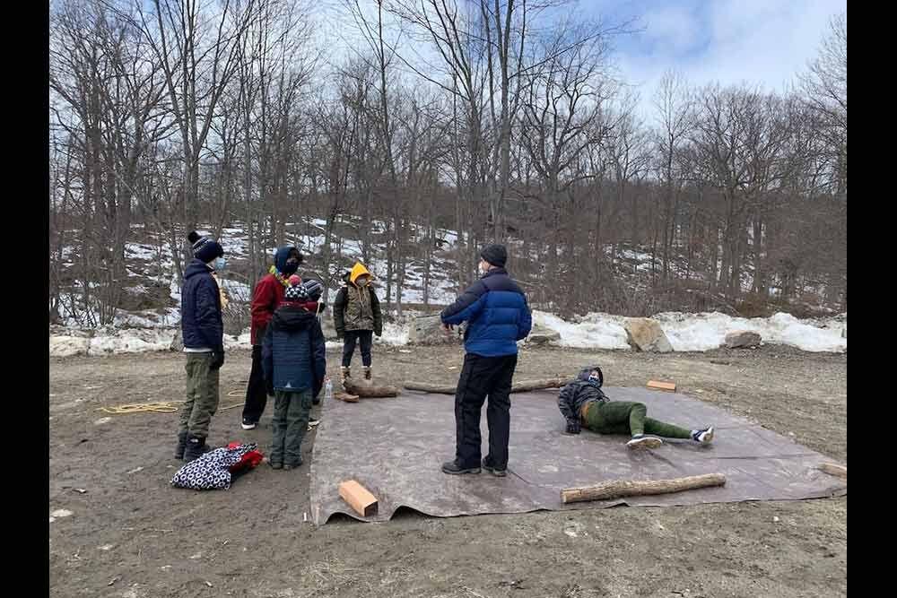 PR Scouts Troop 1 Drills