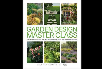 Garden Design Master Class book cover