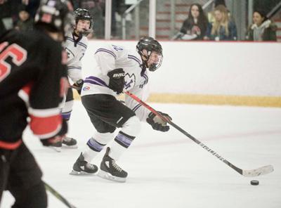 Tyler Wishart hockey photo