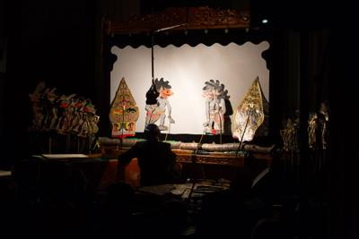 Javanese Shadow-Puppet Play: Bima's Quest for Enlightenment