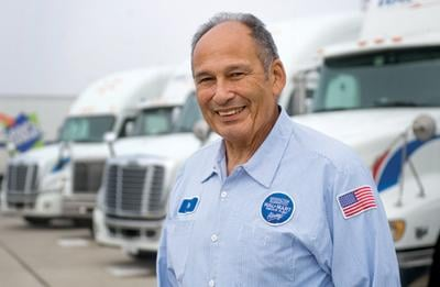 Walmart Dc Driver Is Truck Driver Of The Year Recorderonline Com