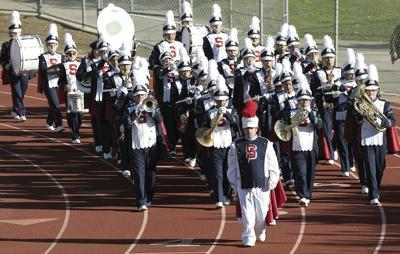 Strathmore Marching Band
