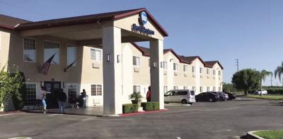Best Western in Delano