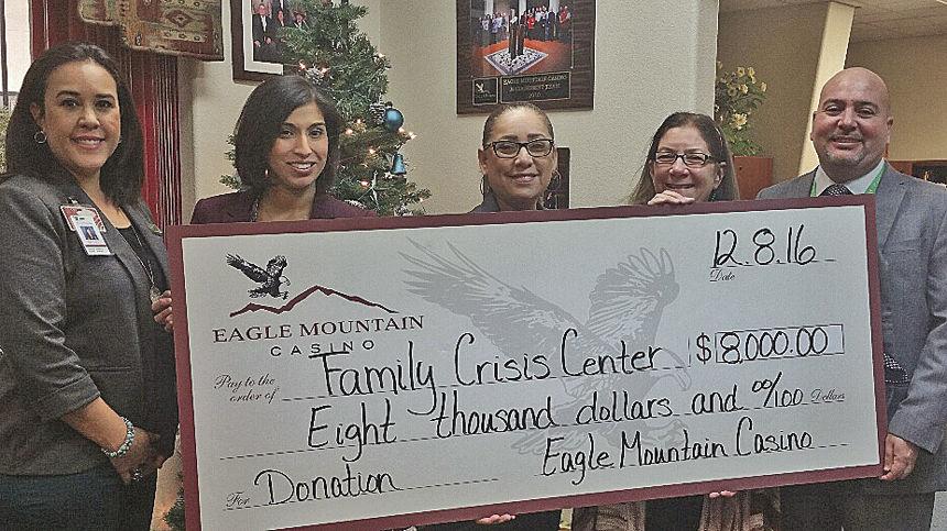 Eagle mountain casino jobs online gambling transactions