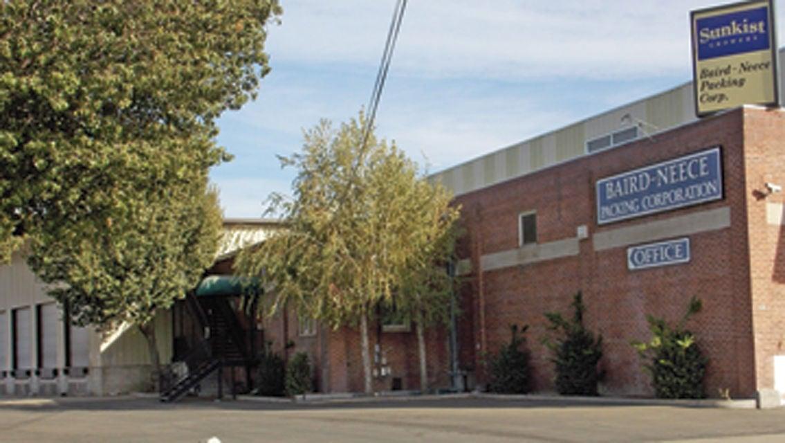 The Baird Neece Citrus Packing House