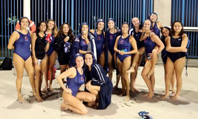 SHS Girls Water Polo