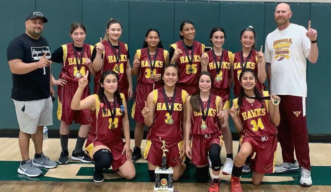 Sequoia Basketball