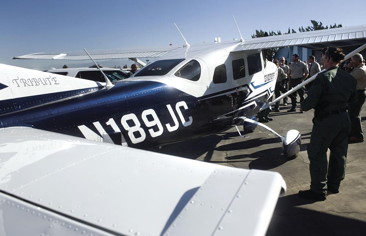 TCSO's new aircraft