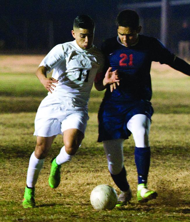 Porterville High School Soccer