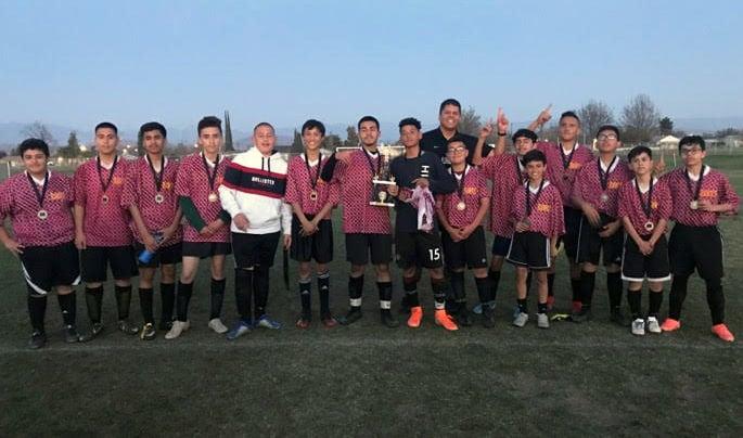 Sequoia Soccer