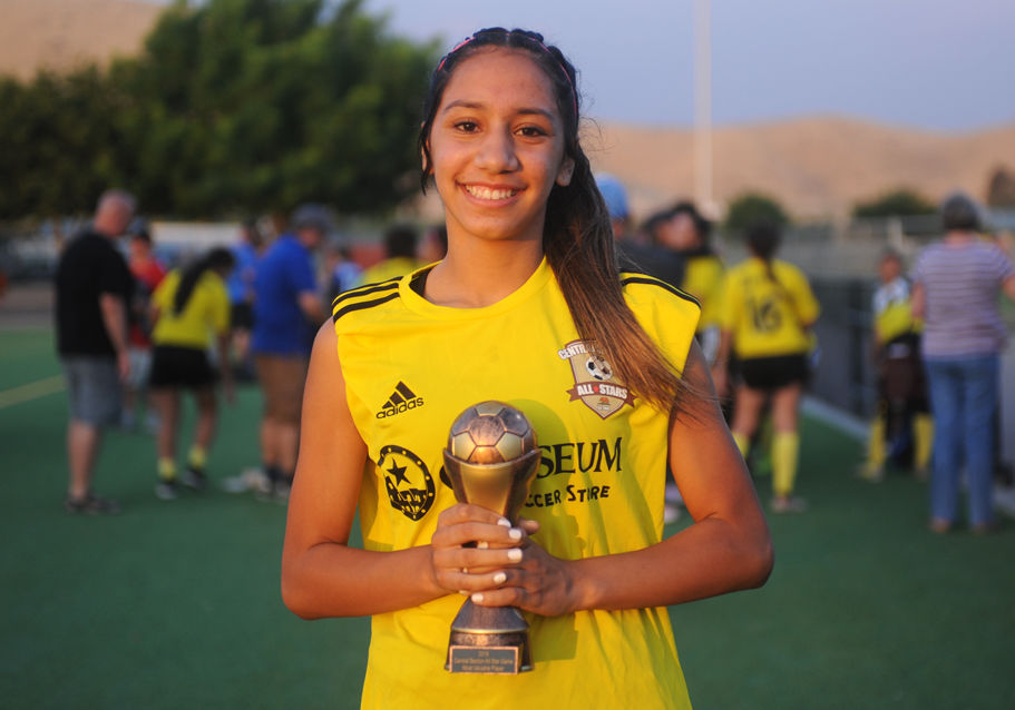 East MVP: Zoe Rios