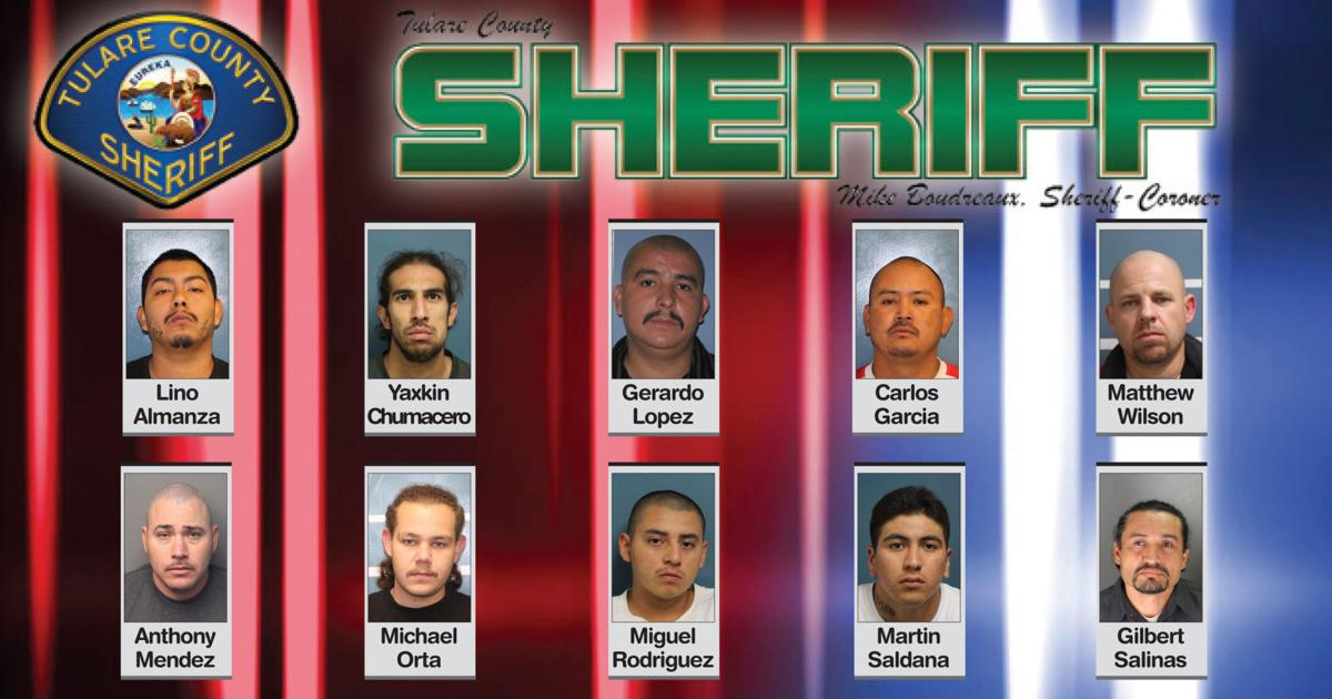 Two new fugitives added to County's Top Ten most wanted