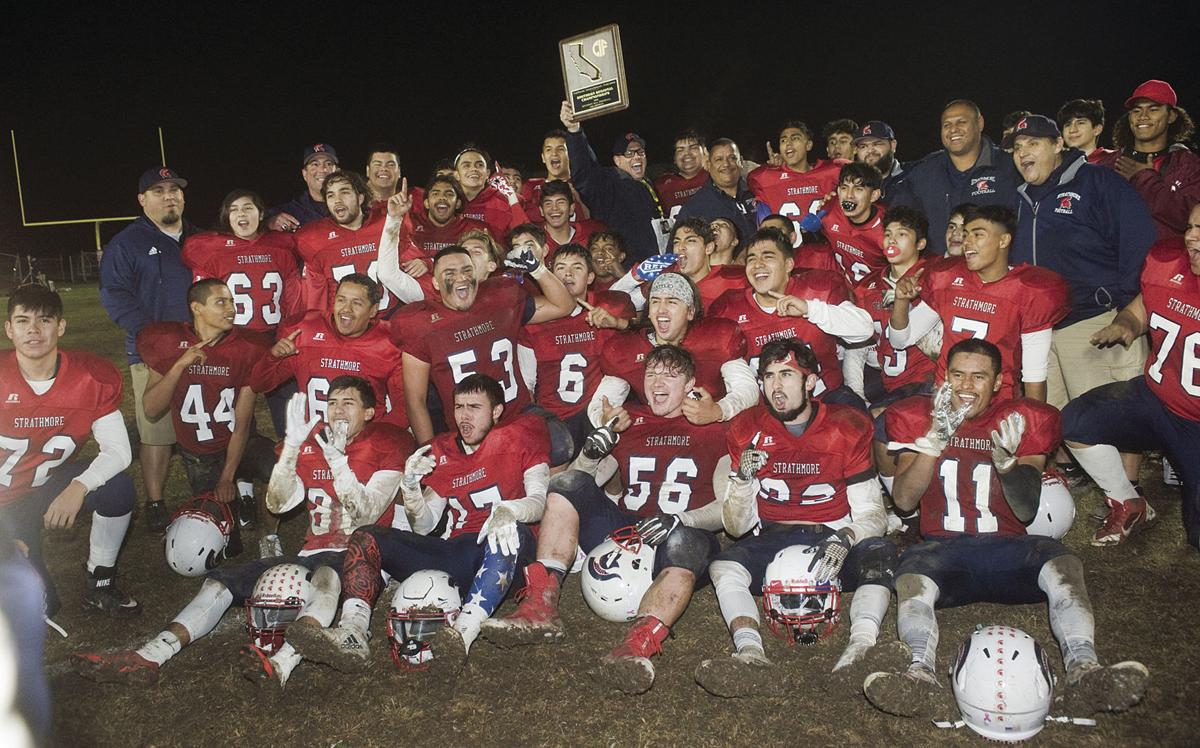 Strathmore Football: Bring on the state finals   Sports