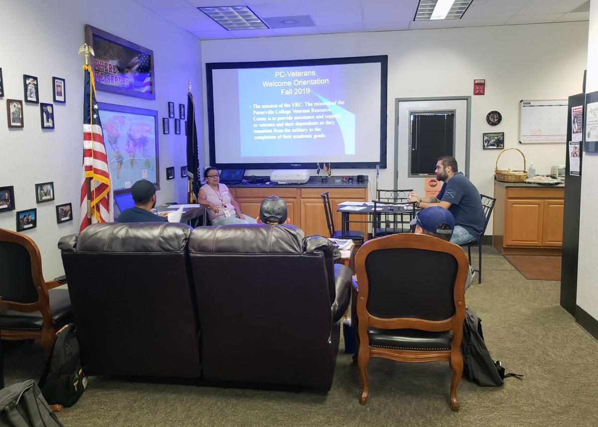 PC's Veterans Resource Center