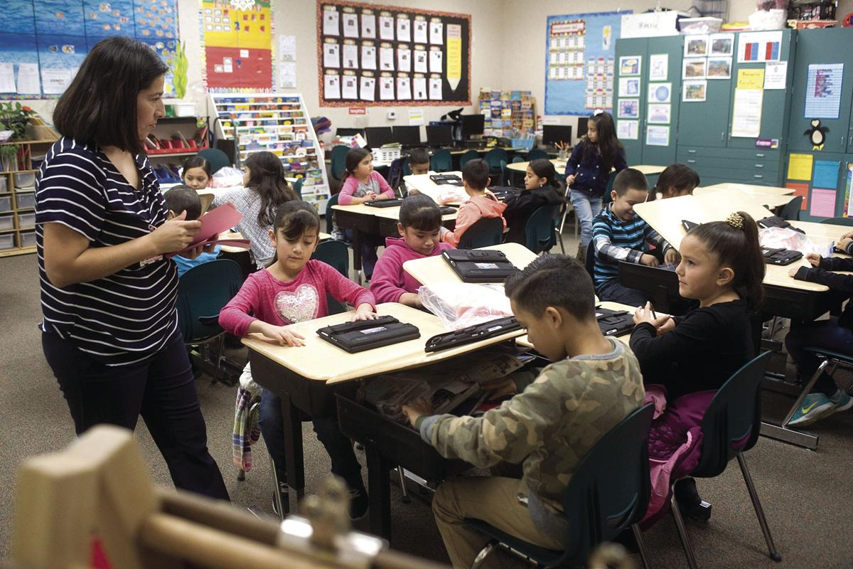 Dual Immersion Rises In Popularity News Recorderonlinecom