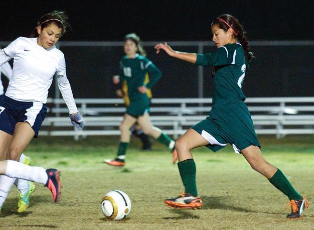Porterville High School Soccer