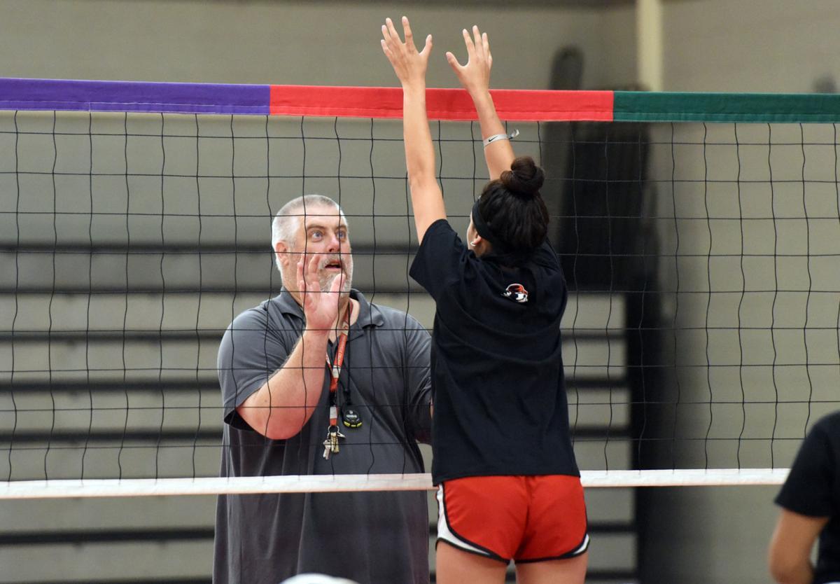 Coach Rasmussen