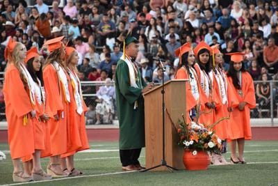 Porterville High School 121st Commencement ceremony