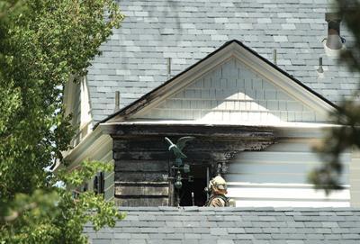 Plano and Morton house fire
