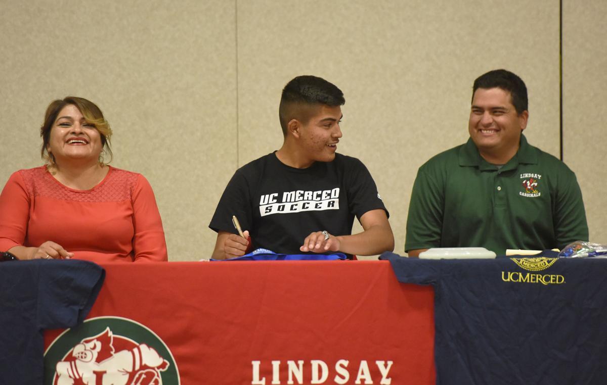 Gutierrez signs to Merced