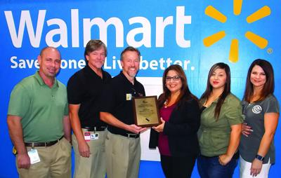 Walmart DC Employer of Year