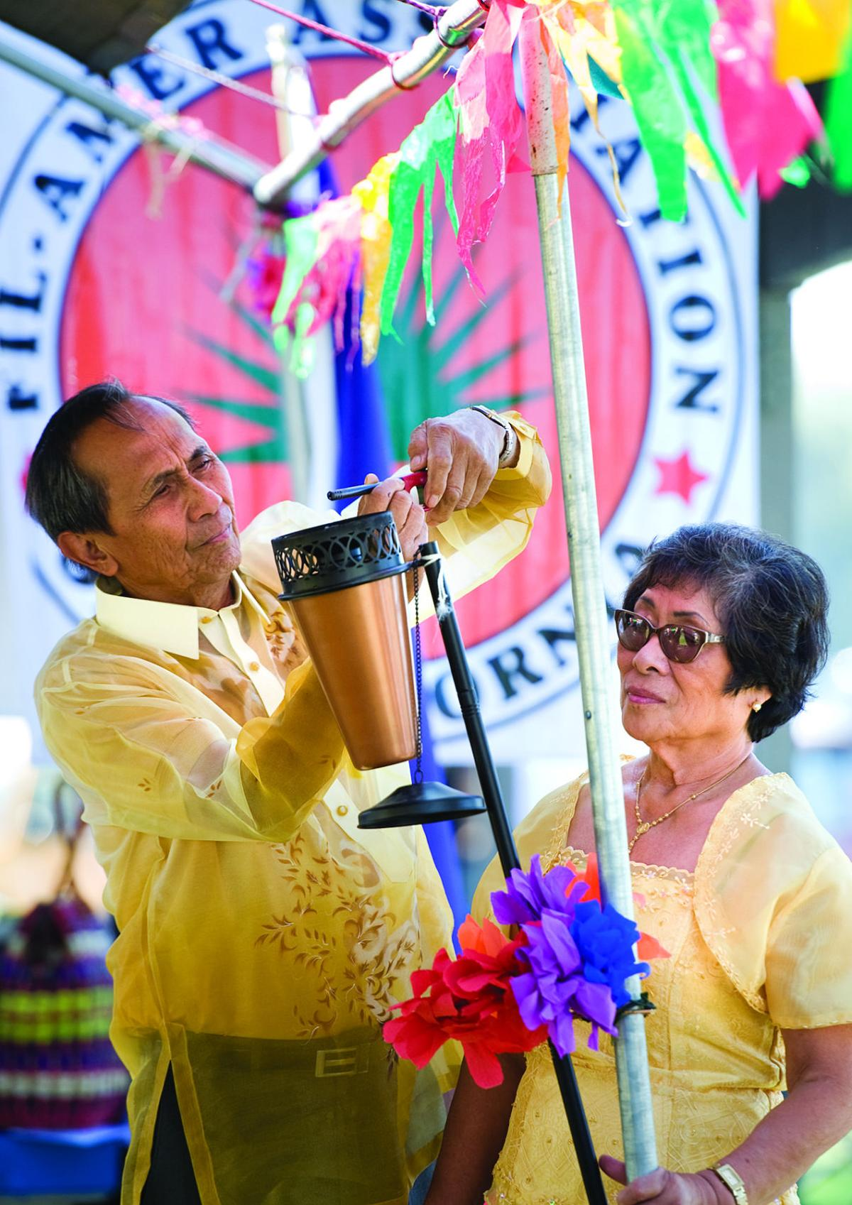 Filipino festival filled with color, music, heritage and