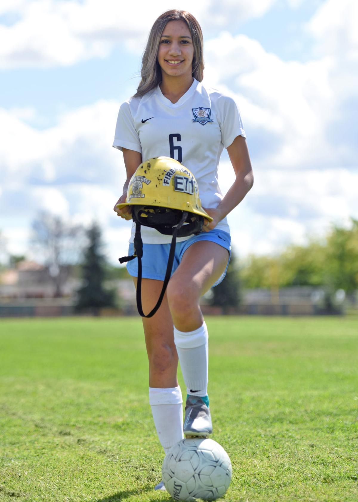 Orange Belt Girls Soccer Player Of The Year Zoe Rios Sports Recorderonline Com