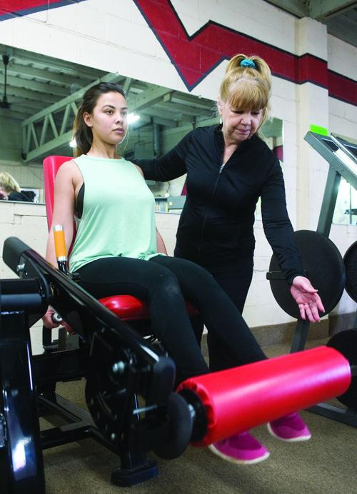 Plenty Of Places To Get In Shape In Porterville News Recorderonline Com