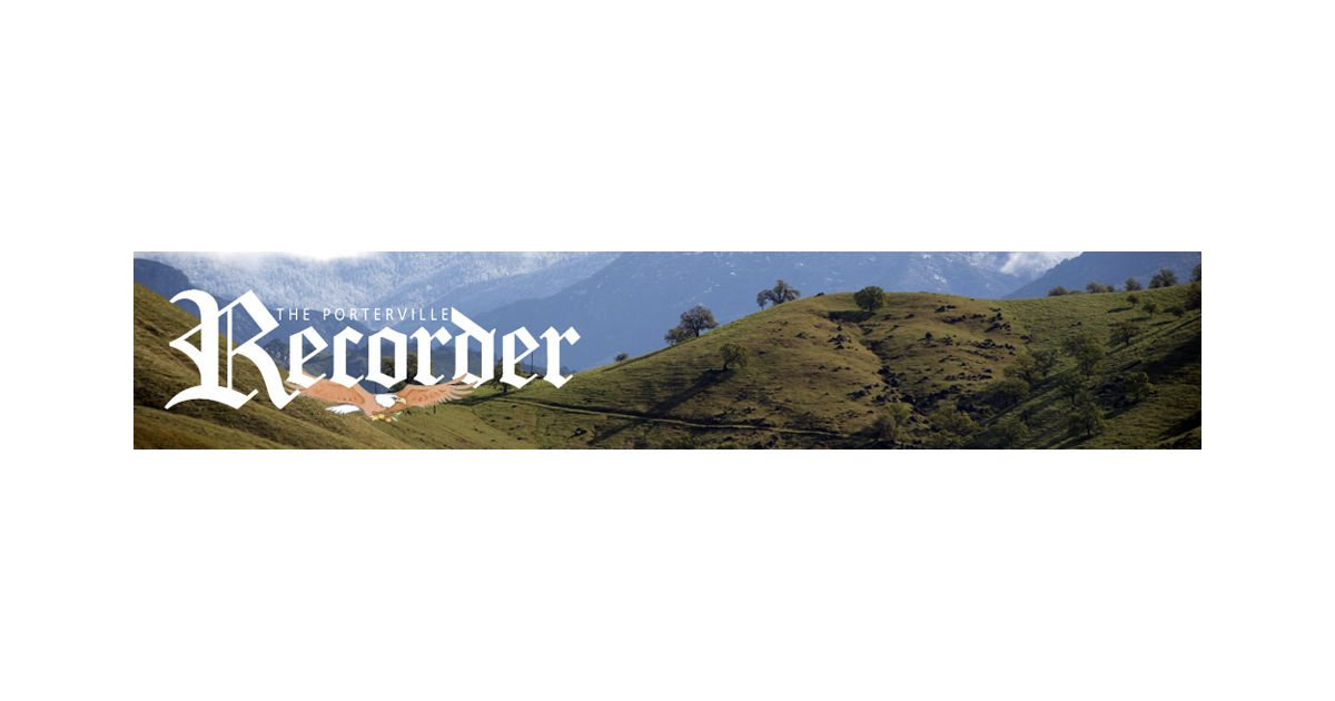 Public comment opens for groundwater sustainability plans | News - Porterville Recorder