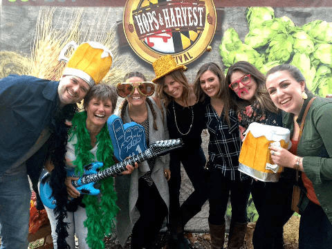 Howard County's Hops & Harvest Festival is a family-friendly event.