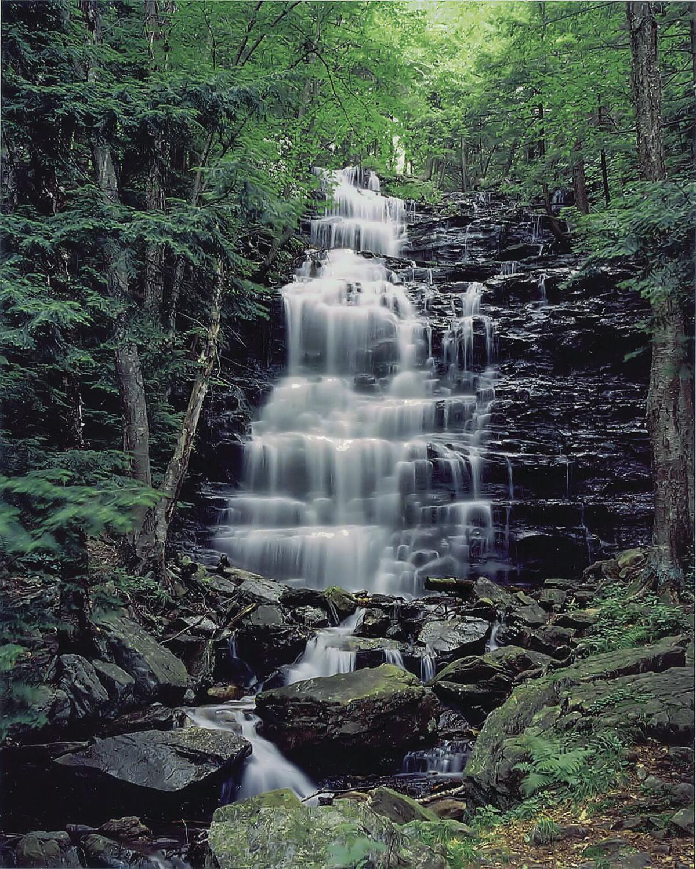 Ricketts Glen Waterfall.JPG