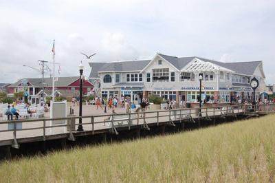 Check out the Bethany Beach Boardwalk Arts Festival
