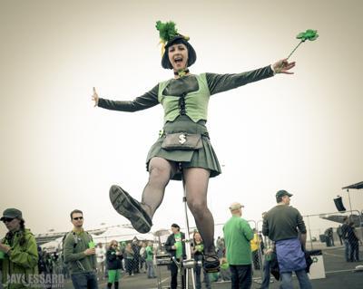 March music festivals spotlight Irish and Bluegrass culture