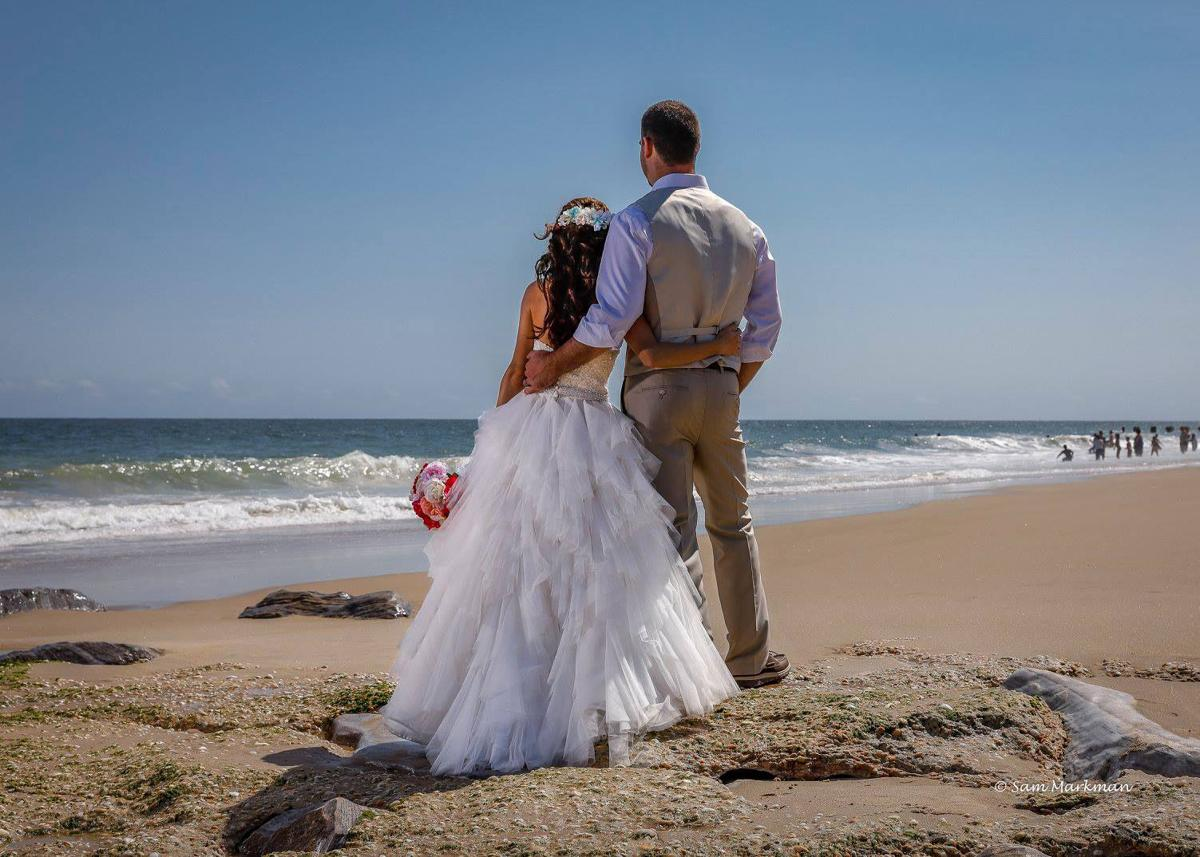 Atlantic Sands Beach Wedding