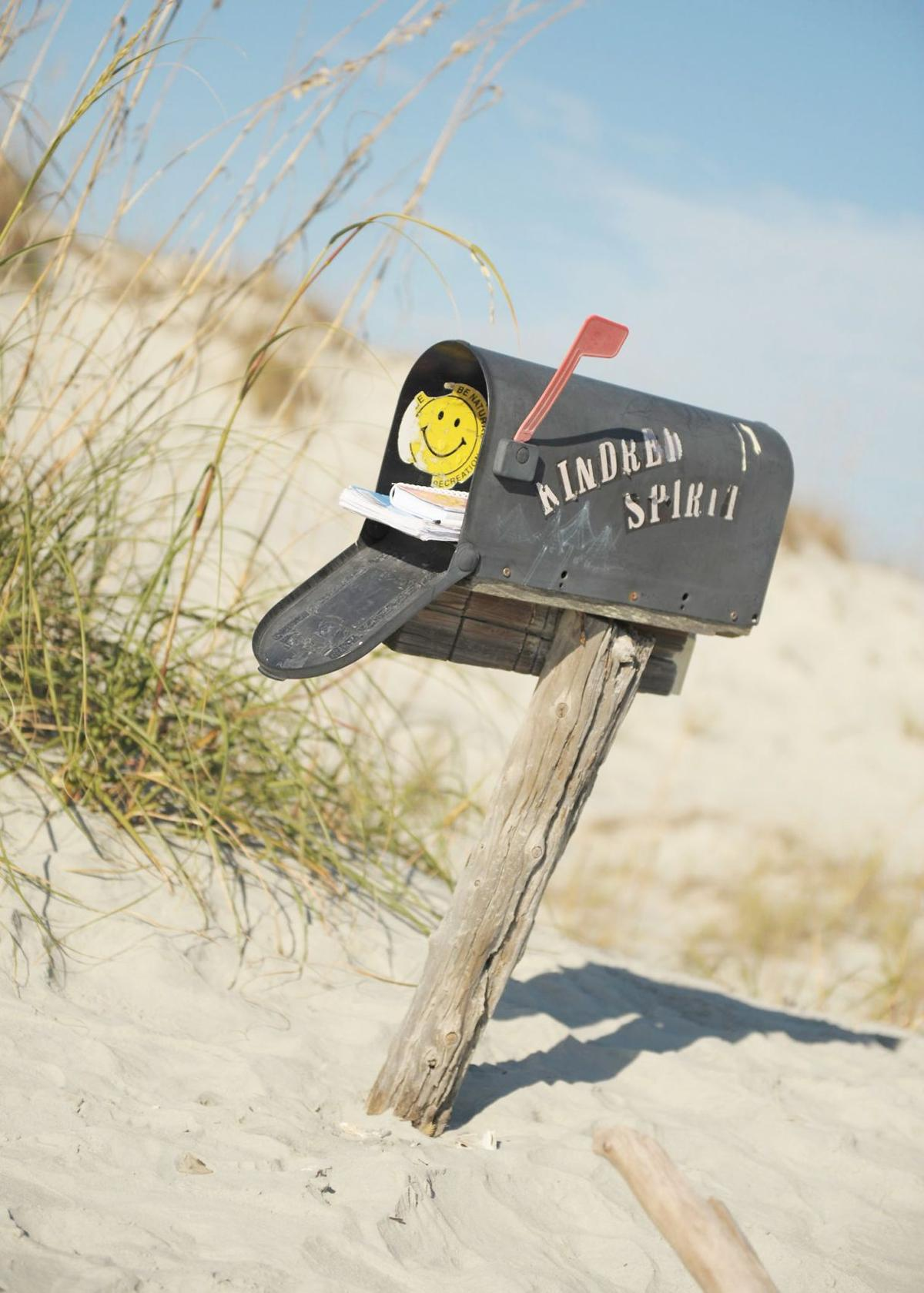 Life's just a laid-back beach in Brunswick County, N.C.