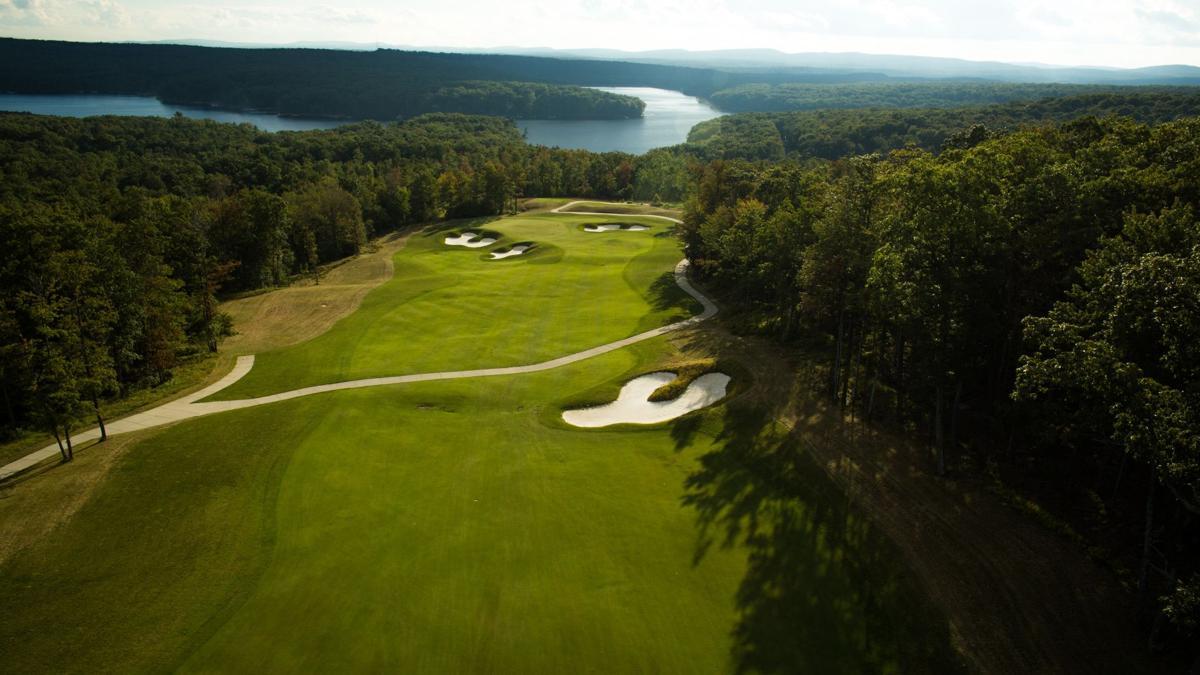 Hole 13 Par 5 Lodestone Golf Course