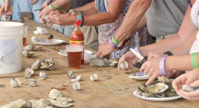 Which of the Mid-Atlantic's oyster festivals and roasts will you attend this season?
