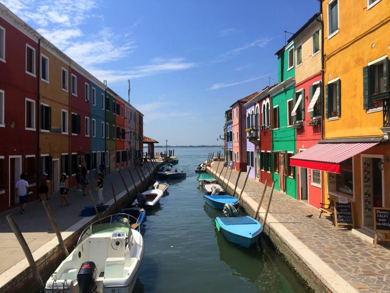 Venice by boat: It's the only way to GO