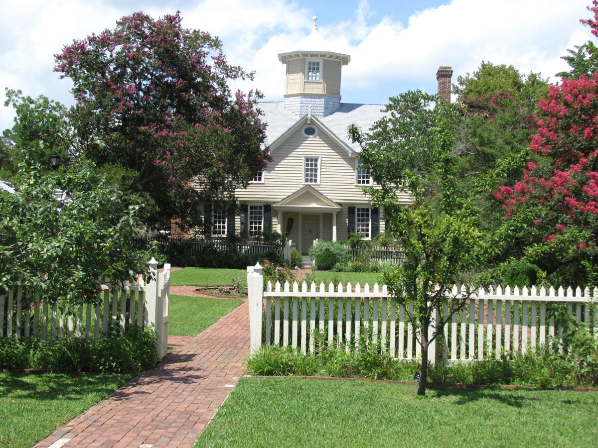 Historic homes like the Cupola House and a wide range of real estate prices attract retirees to Edenton.