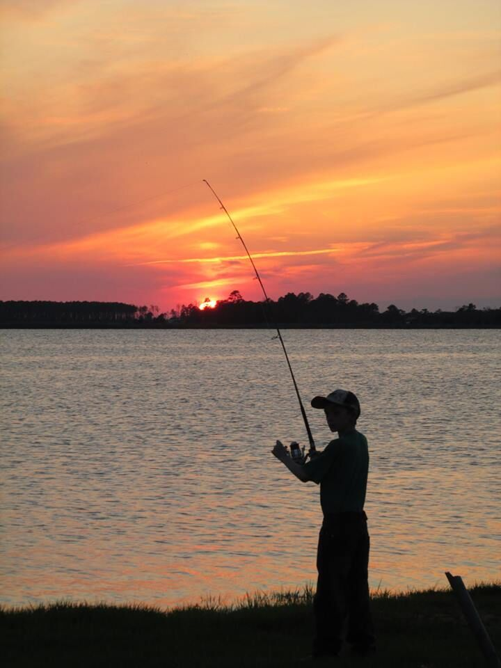 Young Lad Fishing on the Manokin River.jpg