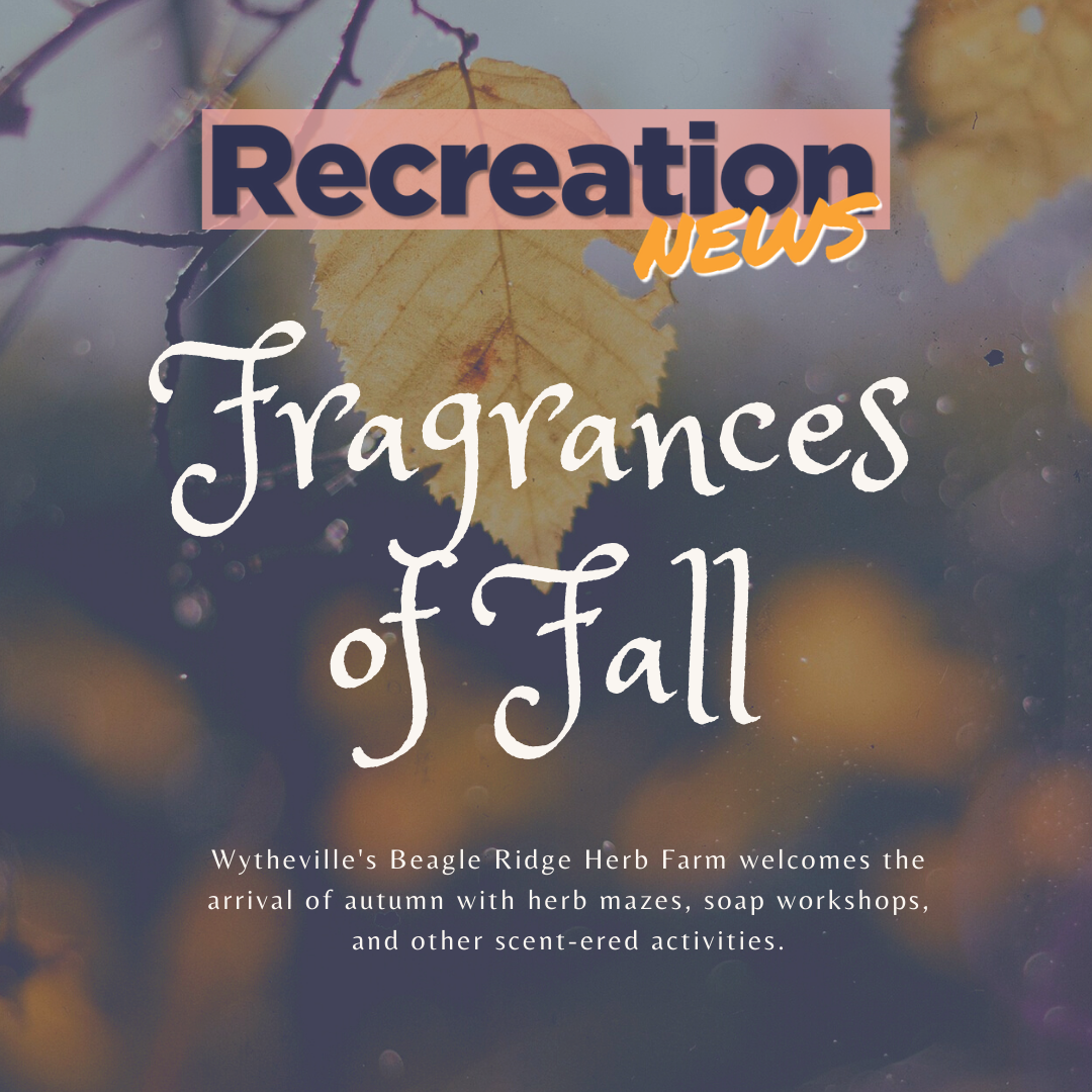 Fragrances of Fall