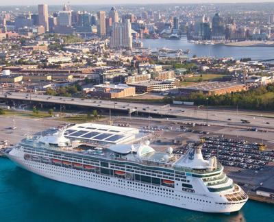 Get a latitude adjustment with a Royal Caribbean cruise