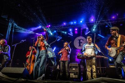 Four festivals bring music lovers of all types to Nelson County, Virginia