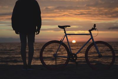 Cycling from beach to bay through Southern Delaware