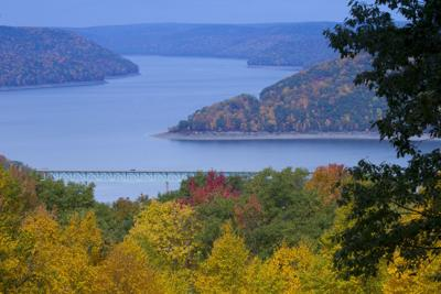 Try these Top 5 fall hiking trails in the Allegheny National Forest